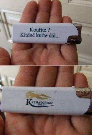 Něco pro kuřáky