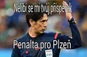 Penalta pro Plzeň