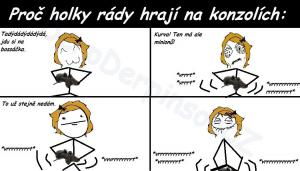 Holky a hry :D