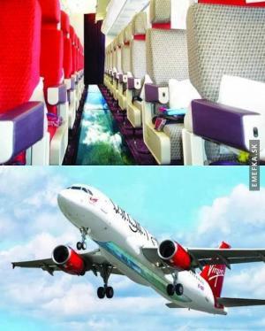 Letěli byste