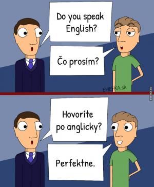 Angličtina