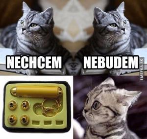 Ovladač na kočky