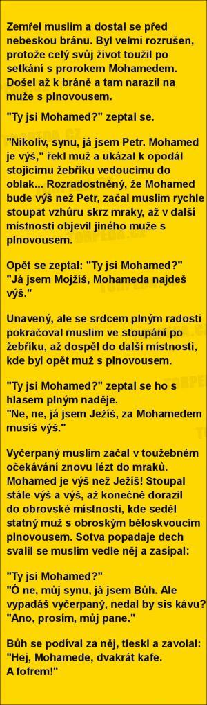 Mohamed v nebi