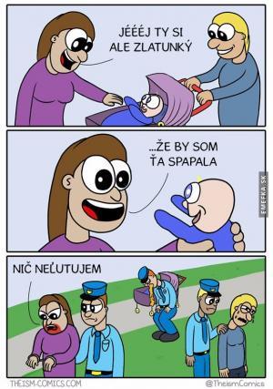 Dítě k sežrání