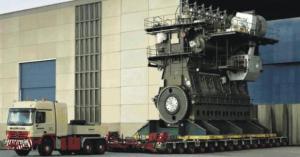Motor z lodě