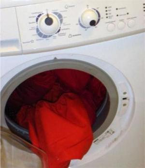 Strašidelná pračka