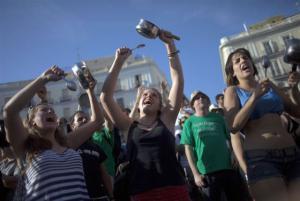 Demonstrace žen