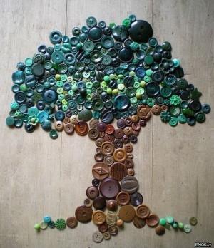 Knoflíkový strom