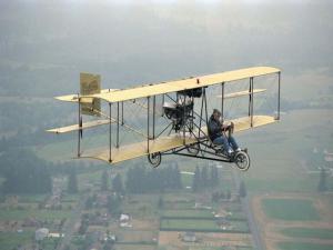 Historické letadlo