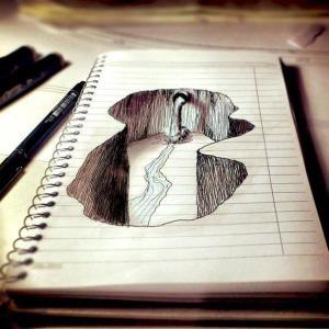Kresba tužkou