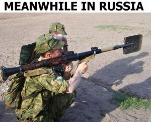 Prozatim v Rusku