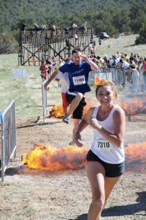 Ohnivý běh