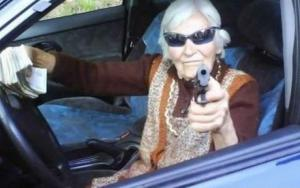 Babička mafiánka