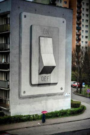 Vypínač na paneláku