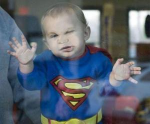 Malý superman