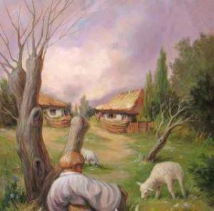 Kdo vidí osobu?