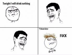 Žádné pití
