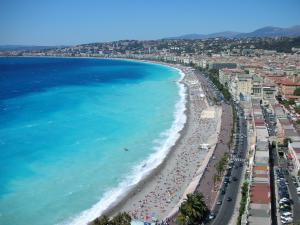 nice seafront