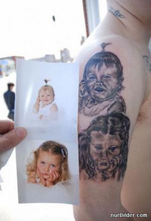 Tetování podle fotky