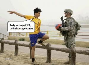 Fifa vs. CoD