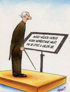 Návod dirigenta