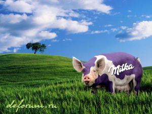 Pravá Milka