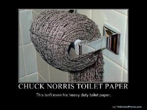 Chuckův toaletní papír