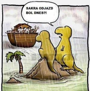 Proč dinosauři vymřeli