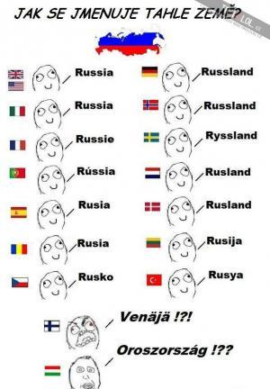 Rusko jinak