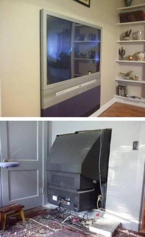 Plochá TV