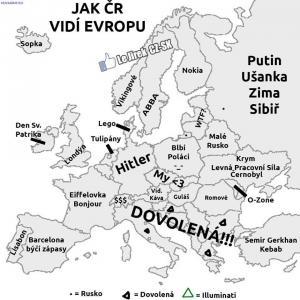 Jak Češi vidí Evropu?