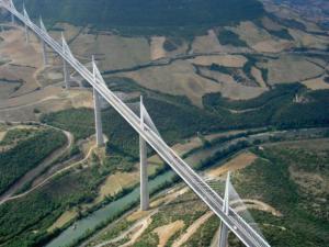 Most Viadukt Millau