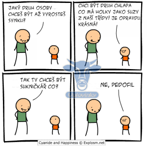 Čím chceš být až vyrosteš