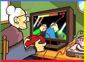 Moderná babička