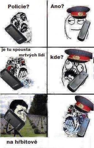 Chudáci policajti