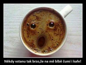 Jak vypadá po ránu café