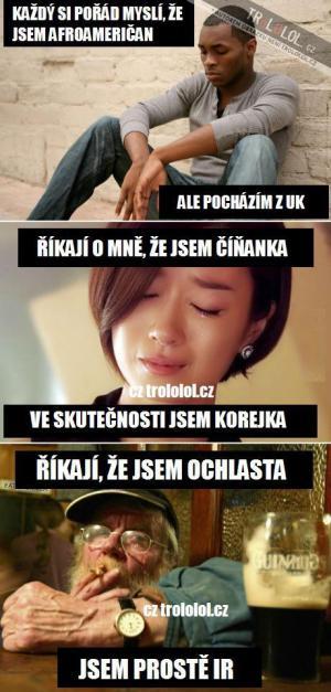 Stereotypy...