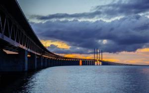 Most mezi Dánskem - Švédskem
