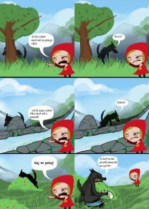 Chudák vlk