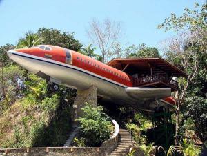 Letadlový domek