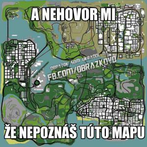 Nejlepší mapa