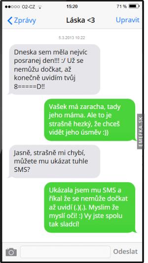 SMS mladých
