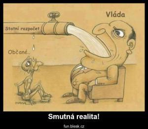 Smutná realita!