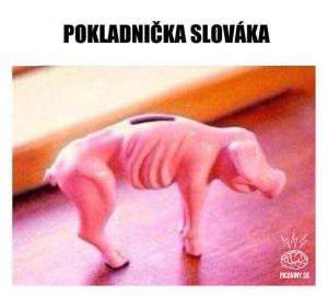 Pokladna Slováka