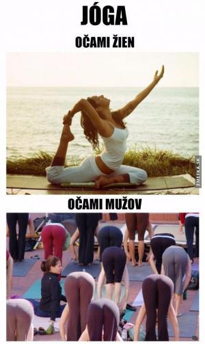 Jak se díváme na jogu
