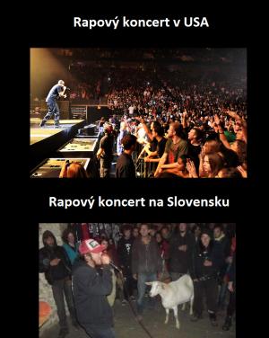 Rapový koncert