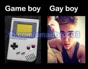 Game boy a Gay boy