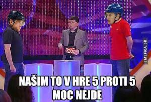 Slovenský výkon v hokeji