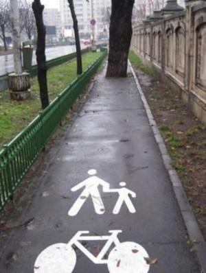 Cyklostezka pro odvážné