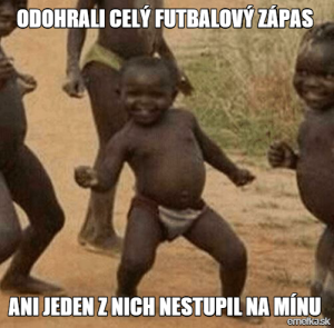 Radost v Africe